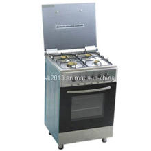 60*60 4 Burner Free Standing Gas Stove with Oven