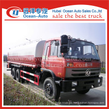 Dongfeng 20000L manuelles Getriebe Wasser Sprinkler LKW Preis