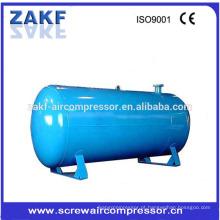 ZAKF usou o compressor de ar dental do parafuso da barra 2.5m3 de receptores de ar