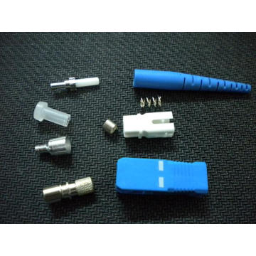 SC/PC Sm Simplex 3.0mm -Fiber Optic Connector