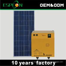 Hausgebrauch 1000 Watt Sonnenkollektoren Wechselrichter Solarstromanlage