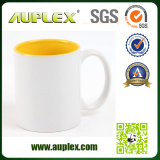 Inner Color Plain Ceramic Photo Design Magic Mugs China Supplier