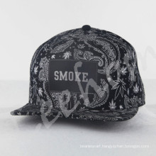 Fashion Print Tajima Snapback Fiftting Caps