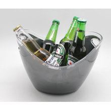 New Launced Promotion Present Plastic Ice Bucket