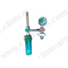 Top-Entry Hand-Style Oxygen Flow Regulator