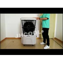 4500 cmh floor standing water air cooler / new evaporative air cooler / portable air cooler for public use