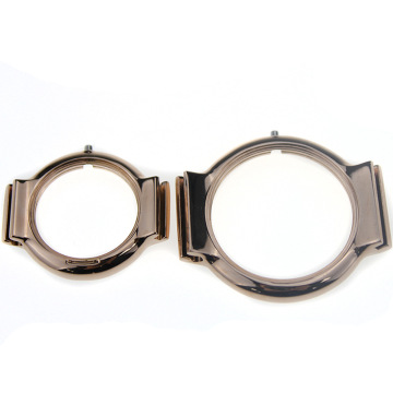 316L Stainless Steel Mens Fashion Watch Case