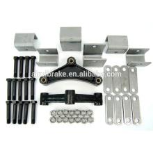 Kit de suspension pour la suspension à ressort de la remorque à essieu tandem