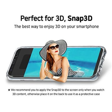 Snap3D VR Viewer pour Galaxy S9 +