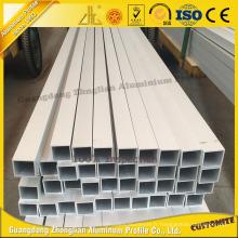 Tube et tuyau en aluminium anodisé de haute qualité