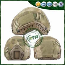Capacete balístico Tactical militar de combate rápido de Aramid com tampa