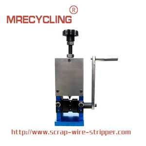 Drill Driven Wire Stripper