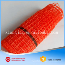 fire retardant plastic safety net debris netting for building construction