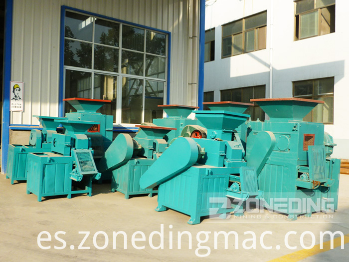 Lime Briquette Machine