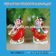Neue Ankunft, Affe Kerze, Hauptkerzen, Weihnachtskerzen für Jahr des Affen