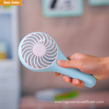 Rechargable Battery Operated USB Mini Fan for Outdoor