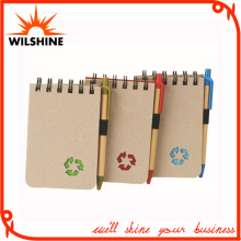 Eco Friendly Bulk Notebook with Recycled Paper Pen (PNB045)