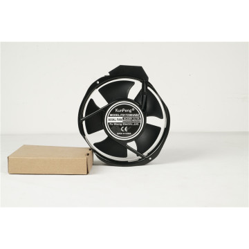 17238 Raccords en alliage Ventilateur axial à bille AC