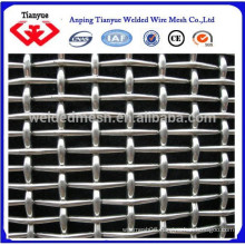 stainless steel crimped wire mesh(15 years experience)