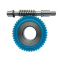 Custom high precision cnc machining worm gears