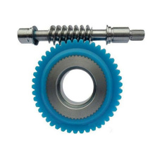Custom Low Backlash Composite Plastic Worm Gear Set