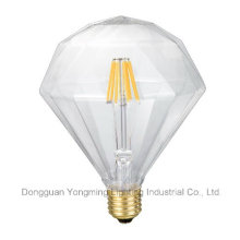 Bombilla plana del diamante de la venta directa de la fábrica 3.5W 5.5W 6.5W LED