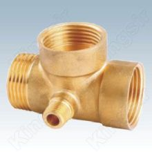 Brass Cross Pipe Fittings