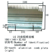 Escalator comb plate/Escalator spare parts