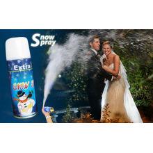Hochzeit Schneespray