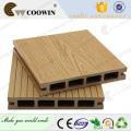 Eco-friendly madeira-plástico composto decking