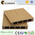Deck composto de madeira-plástico ecológico