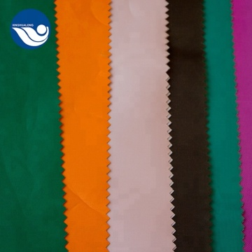 100% Polyester Taffeta Waterproof Raincoat Fabric