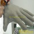 Kettenhandschuhe aus Edelstahl
