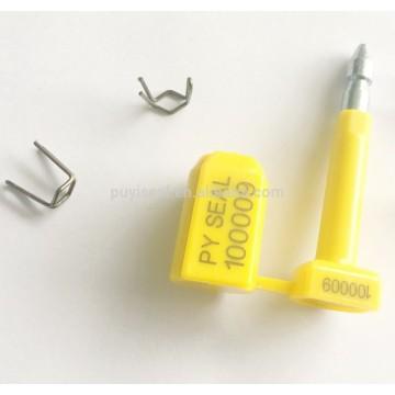 alta calidad 1.1mm resorte de sello de seguridad
