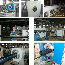 HDPE Gas and Water Pipe Extrusion Line/Pipe Production Line