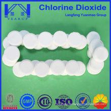Trinkwasser-Desinfektionsmittel mit Chlordioxid-Tabletten