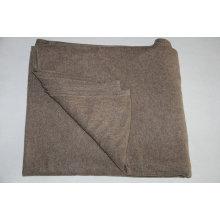 single side cashmere blanket