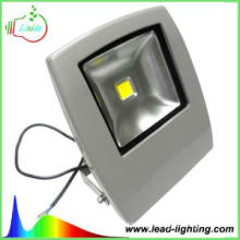 10W Silver Gray LED Flood Light with no UV radiation 850Lm