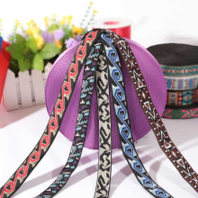 High quality weaving ethnic ribbon