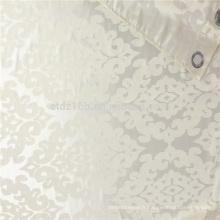 Polyester Tissu jacquard rigide