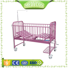 BDB10 Modern design hospital pediatric children bed with two cranks