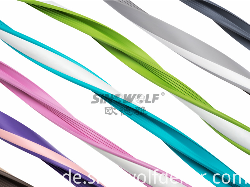 Popular Customize PVC Profile Edge Banding
