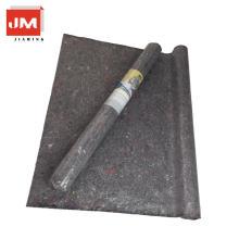 Bodenbelag Ziegelgewebe Zelt Material wasserdicht Teppich padwith PE Rückenbeschichtung