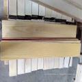 Plancher de bois d'ingénierie en bouleau 3 contreplaqués