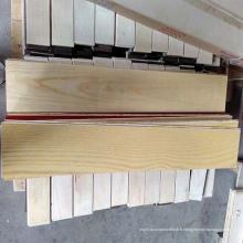 Finition de peinture UV Unilin Lock 15mm Plancher de bois d'ingénierie de bouleau