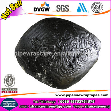Cold applied butyl rubber putty with good quality