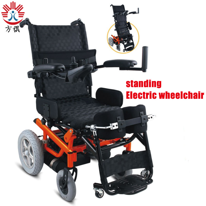 Standing Electric Wheelchair Stand Up