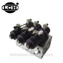tipping trailer of Best selling monoblock directional control valve