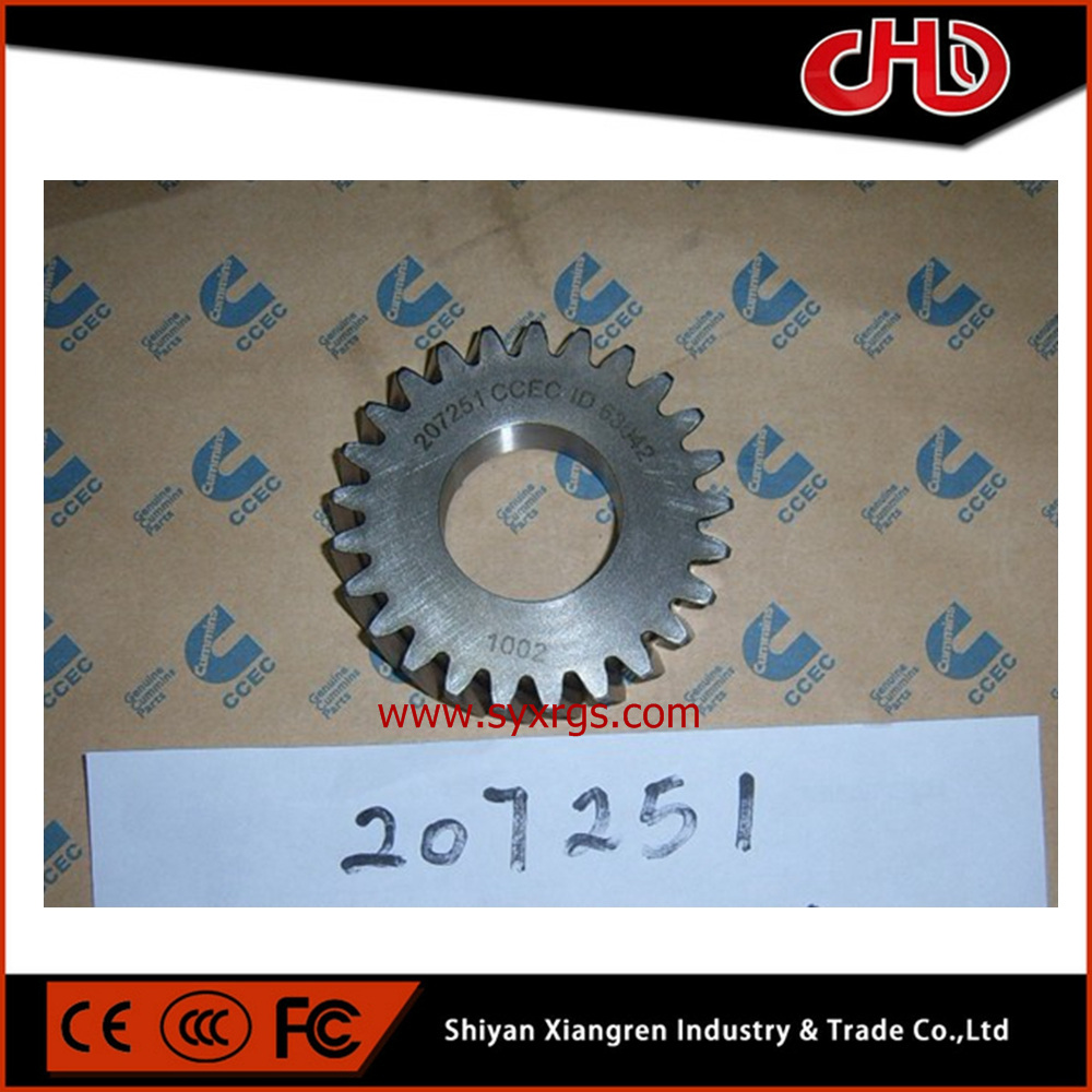 CUMMINS K19 Water Pump Gear 207251