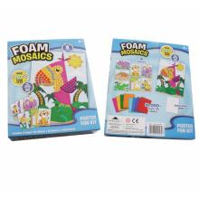 adesivos grossos e macio Eva Mosaic Sticker, Mosaic Sticker, Eva Sticker foam